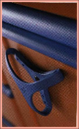 maniglia ergonomica arch.Piera Nobili